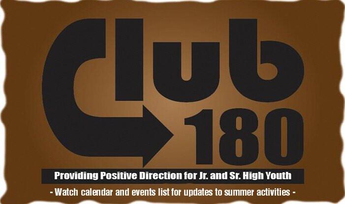 Club 180 update